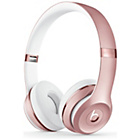 more details on Beats by Dre Solo3 On-Ear Wireless Headphones - Rose Gold.