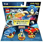 more details on LEGO® Dimensions Sonic Level Pre-order Pack.