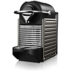 more details on Krups Nespresso Pixie Titanium Coffee Machine.