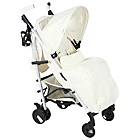 more details on My Babiie Billie Faiers MB51 Cream Stroller.