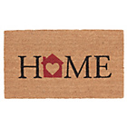 more details on HOME Heart of Home Doormat - 40x70cm.