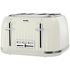 more details on Breville Impressions 4 Slice Toaster - Cream.