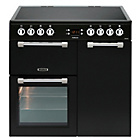 more details on Leisure Cookmaster CK90C230S Double Electric Cooker - Black.