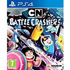 more details on Cartoon Network Battle Crashers - PS4 Game.