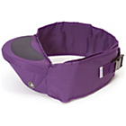 more details on Hippychick Hipseat - Purple.