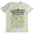 more details on Pokemon Pikachu Grey T-Shirt - 4-5 Years.