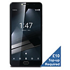 more details on Vodafone Smart Ultra 7 Mobile Phone - Black.
