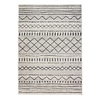 more details on HOME Moroccan Frisse Tufted Rug - 120x160cm - Cream.