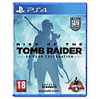 more details on Rise of the Tomb Raider 20 Year Celebration PS4 Game.