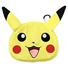 more details on Hori New Nintendo 3DS XL Pokemon Plush Pikachu Pouch.