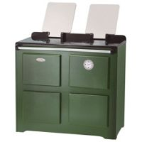 Traditional Farmhouse Range Cooker (Green)