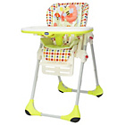 more details on Chicco Polly 2 in 1 Highchair - Sunny.