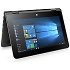 more details on HP Stream x360 11.6In Intel Celeron 2GB 32GB Convertible PC
