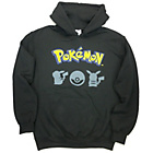 more details on Pokemon Adults Black Hoodie.