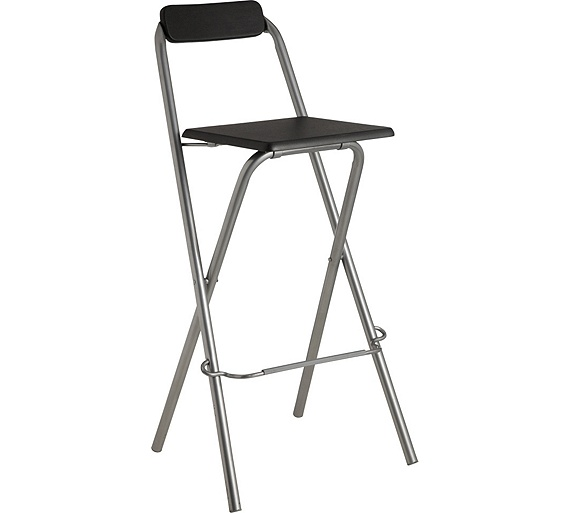 Buy Simple Value Theo Pair Of Folding Bar Stools At Argos