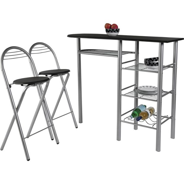 Buy Dining Table And Chairs Online: Buy HOME Amelia Breakfast Table And 2 Chairs