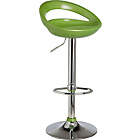 more details on Ottawa Gas Lift Bar Stool - Lime Green.