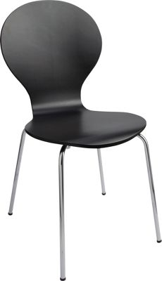 Buy ColourMatch Jet Black Bentwood Dining Chair at Argos  : 6006022RSETTMBampwid620amphei620 from www.argos.co.uk size 620 x 620 jpeg 13kB