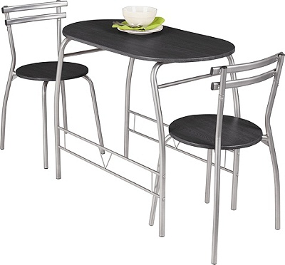 Buy HOME Vegas Dining Table and 2 Chairs Black at Argos  : 6006486RZ001Afmtpjpgampwid570amphei513 from www.argos.co.uk size 570 x 513 jpeg 56kB