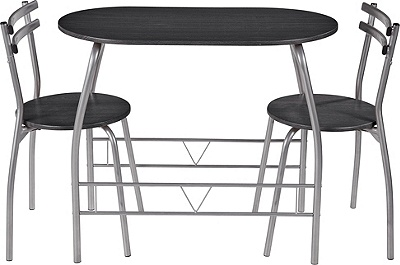Buy HOME Vegas Dining Table and 2 Chairs Black at Argos  : 6006486RZ002Afmtpjpgampwid570amphei513 from www.argos.co.uk size 570 x 513 jpeg 50kB