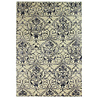 more details on Strand Cambridge Rug - 120x170cm - Charcoal.
