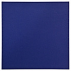 more details on Denby Set of 4 Faux Leather Placemats - Deep Blue.