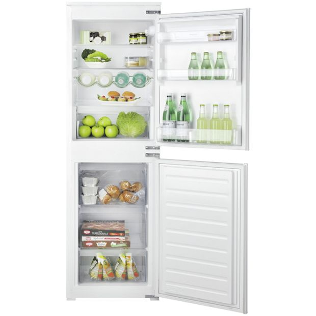 Kitchen Shelf Argos: Buy Hotpoint HMCB50501AA Fridge Freezer