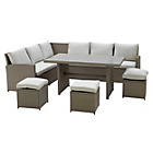 more details on HOME 8 Seater Corner Dining Set.