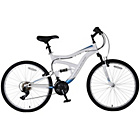 more details on Challenge Orbit Dual Suspension 26 Inch Bike - Men's.