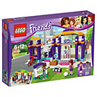more details on LEGO Friends Heartlake Sports Centre - 41312.