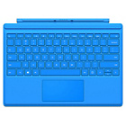 more details on Microsoft Surface Pro 4 Type Cover - Bright Blue.