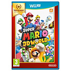 more details on Super Mario 3D World Selects Nintendo Wii U Pre-order Game.