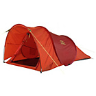 more details on Highlander 2 Man Pop Up Tent with Awning.