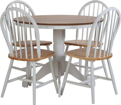 Buy Collection Kentucky Fixed Dining Table amp 4 Chairs Two  : 6035718RSETTMBampwid620amphei620 from www.argos.co.uk size 620 x 620 jpeg 44kB