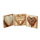 more details on Collection Heart Canvas - Set of 3.