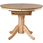more details on Collection Kentucky Extendable Dining Table - Natural.