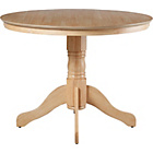more details on Collection Kentucky Natural Round Dining Table.