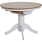 more details on Collection Kentucky Two Tone Extendable Dining Table.