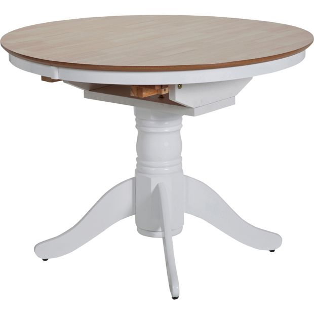 Argos Extending Dining Table And Chairs: Buy Collection Kentucky Extendable Dining Table