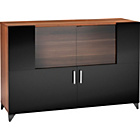more details on Hygena Eclipse Sideboard - Black.