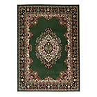 more details on HOME Bukhura Traditional Rug - 120x160cm - Green.