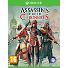 more details on Assassin's Creed: Chronicles Xbox One Game.