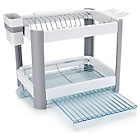 more details on Minky Twin Tier Extending Dish Rack.