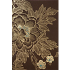 more details on Graham & Brown Lhasa Lotus Chocolate Wall Art.