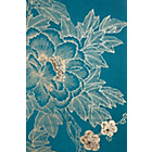 more details on Graham & Brown Lhasa Lotus Teal Wall Art.