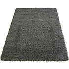 more details on Jazz Shaggy Rug - Anthracite - 160 x 230cm.