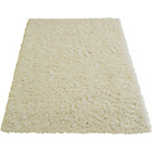 more details on Jazz Shaggy Rug - Ivory - 80 x 150cm.