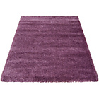 more details on Imperial Shaggy Rug - Plum - 133 x 190cm.