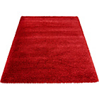 more details on Imperial Shaggy Rug - Red - 133 x 190cm.