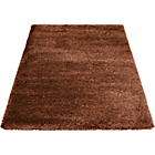 more details on Imperial Shaggy Rug - Chocolate - 133 x 190cm.